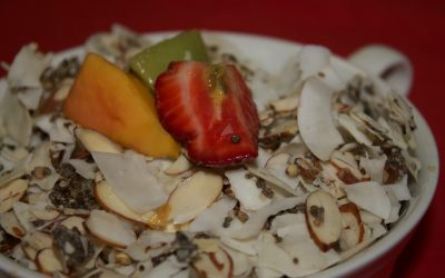 Super-Crunch Muesli (gluten free)
