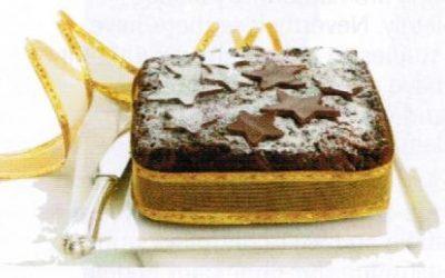 Festive Almond & Fruit Cake