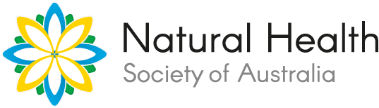 Natural Health Society of Australia Logo
