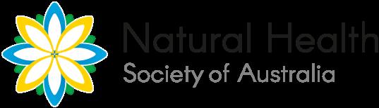 Natural Health Society of Australia Logo