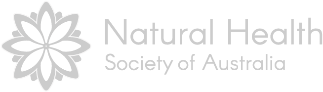 Natural health Society of Australia Footer Logo