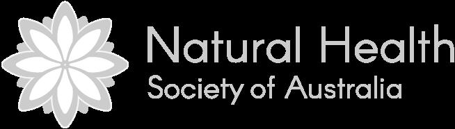 Natural health Society of Australia Footer Logo